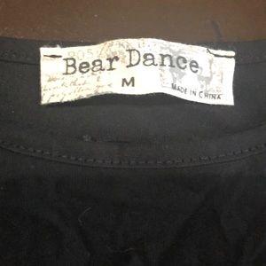 Bear Dance Tops - Bear Dance Crop Top